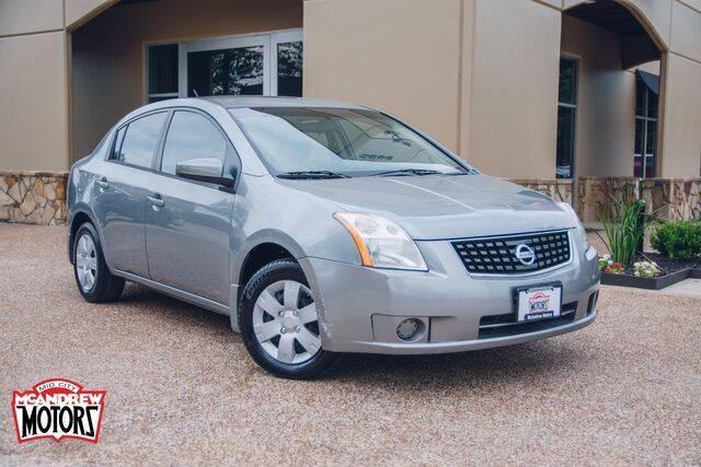 2008 Nissan Sentra for sale at Mcandrew Motors in Arlington TX