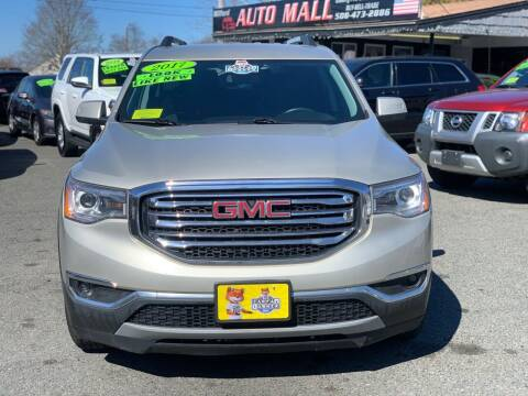 2017 GMC Acadia for sale at Milford Auto Mall in Milford MA