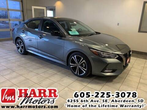 2020 Nissan Sentra for sale at Harr's Redfield Ford in Redfield SD