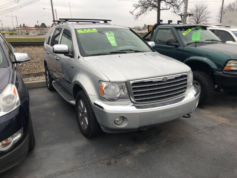 2008 Chrysler Aspen for sale at American Auto Group LLC in Saginaw MI