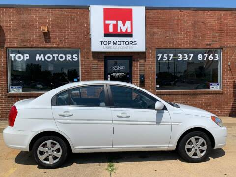 2010 Hyundai Accent for sale at Top Motors LLC in Portsmouth VA