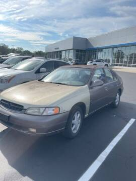 1998 Nissan Altima for sale at COYLE GM - COYLE NISSAN - New Inventory in Clarksville IN
