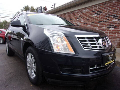 2014 Cadillac SRX for sale at Certified Motorcars LLC in Franklin NH