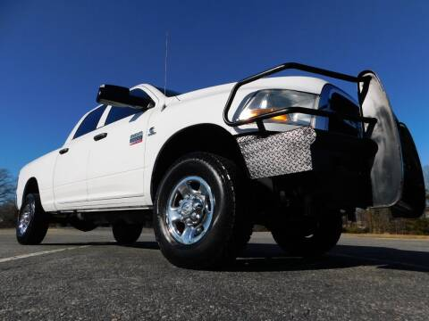 2011 RAM Ram Pickup 2500 for sale at Used Cars For Sale in Kernersville NC
