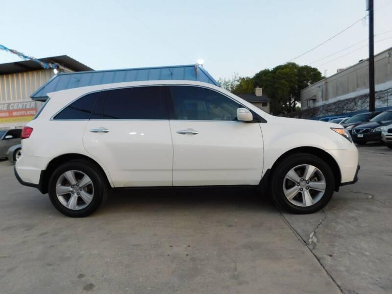 2011 Acura MDX SH-AWD 4dr SUV - San Antonio TX