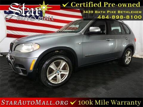 2013 BMW X5 for sale at STAR AUTO MALL 512 in Bethlehem PA