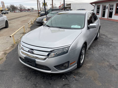2010 Ford Fusion for sale at Elliott Autos in Killeen TX