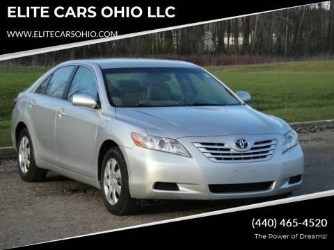 2010 Toyota Camry for sale at ELITE CARS OHIO LLC in Solon OH