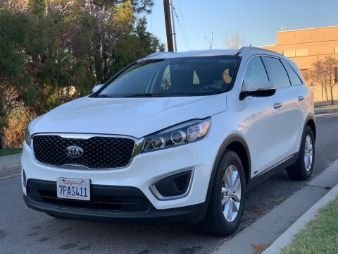 2016 Kia Sorento for sale at A.I. Monroe Auto Sales in Bountiful UT