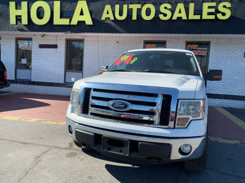2011 Ford F-150 for sale at HOLA AUTO SALES CHAMBLEE- BUY HERE PAY HERE - in Atlanta GA
