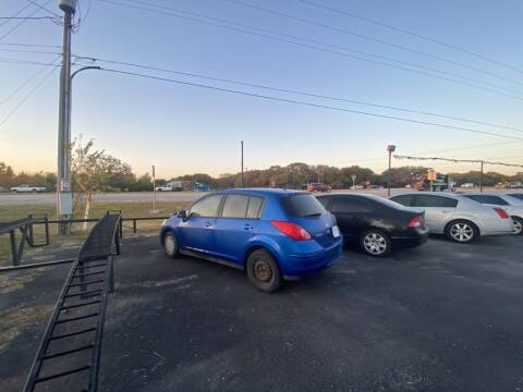 2008 Nissan Versa for sale at Bam Auto Sales in Azle TX