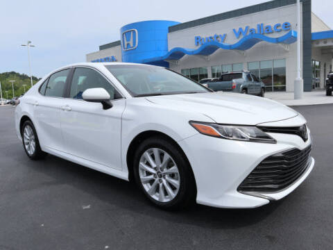 2018 Toyota Camry for sale at RUSTY WALLACE HONDA in Knoxville TN