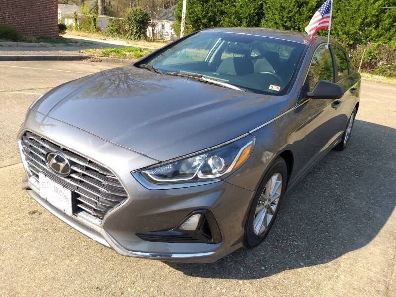 2018 Hyundai Sonata for sale at Hilton Motors Inc. in Newport News VA