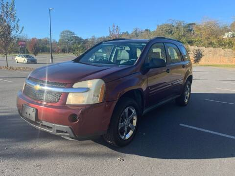2007 Chevrolet Equinox for sale at Allrich Auto in Atlanta GA