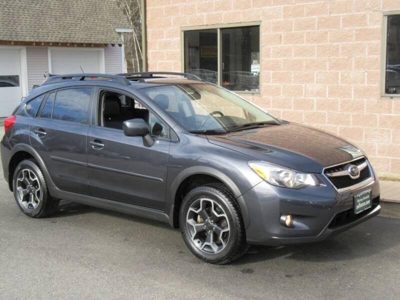 2014 Subaru XV Crosstrek for sale at Advantage Automobile Investments, Inc in Littleton MA