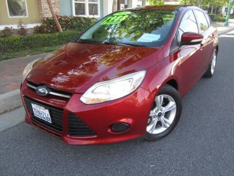 2014 Ford Focus for sale at PREFERRED MOTOR CARS in Covina CA