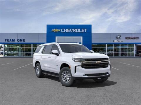 2021 Chevrolet Tahoe for sale at TEAM ONE CHEVROLET BUICK GMC in Charlotte MI
