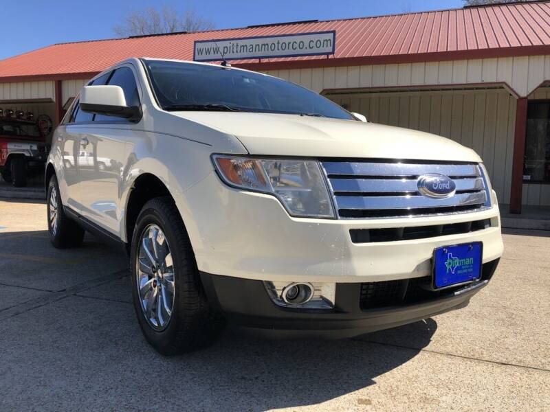 2007 Ford Edge for sale at PITTMAN MOTOR CO in Lindale TX