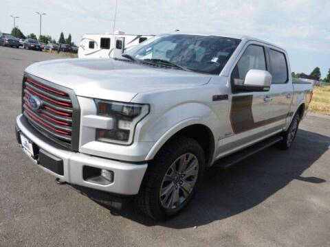 2017 Ford F-150 for sale at Karmart in Burlington WA