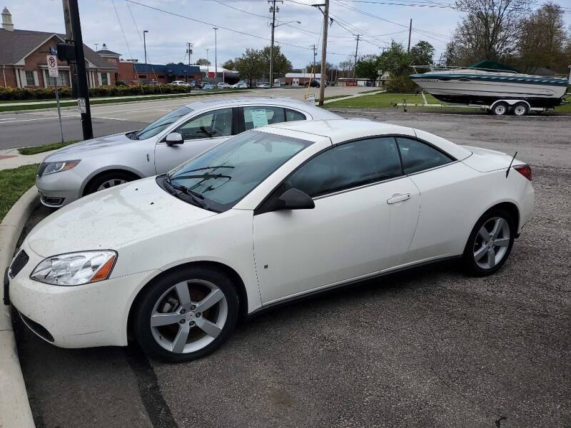 2007 Pontiac G6 for sale at Towne Auto Sales in Medina OH