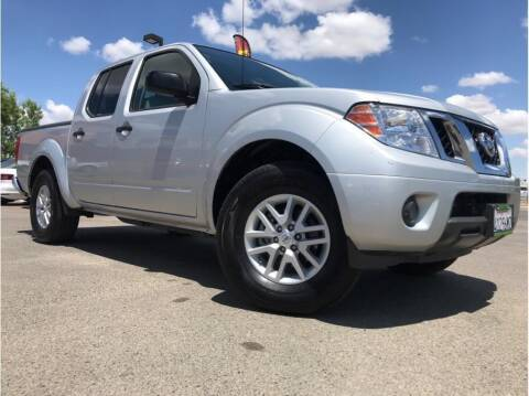 2018 Nissan Frontier for sale at MADERA CAR CONNECTION in Madera CA