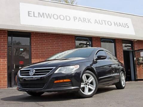 2012 Volkswagen CC for sale at Elmwood Park Auto Haus in Elmwood Park IL