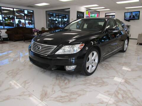 2010 Lexus LS 460 for sale at Dealer One Auto Credit in Oklahoma City OK