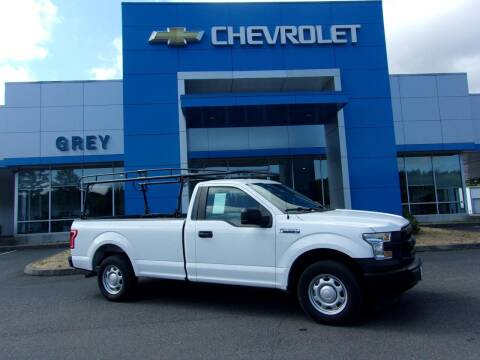 2017 Ford F-150 for sale at Grey Chevrolet, Inc. in Port Orchard WA