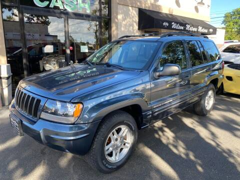 2004 Jeep Grand Cherokee for sale at Wilson-Maturo Motors in New Haven CT