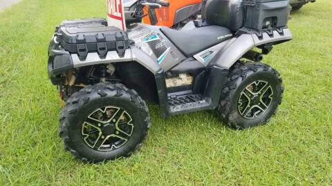 2016 Polaris SPORTSMAN SP TOURING 850 HO for sale at CARS PLUS MORE LLC in Cowan TN