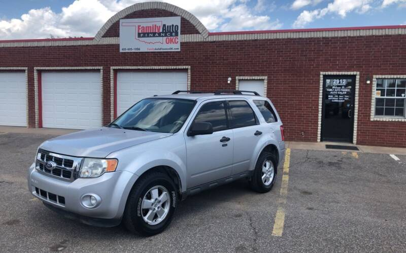2010 Ford Escape for sale at Family Auto Finance OKC LLC in Oklahoma City OK