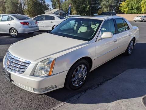 2008 Cadillac DTS for sale at Progressive Auto Sales in Twin Falls ID
