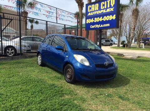 2010 Toyota Yaris for sale at Car City Autoplex in Metairie LA