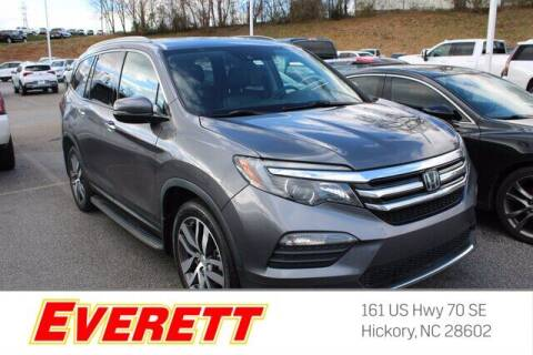 2016 Honda Pilot for sale at Everett Chevrolet Buick GMC in Hickory NC