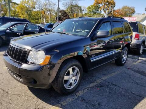 2009 Jeep Grand Cherokee for sale at DALE'S AUTO INC in Mt Clemens MI