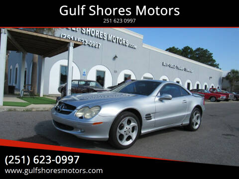 2003 Mercedes-Benz SL-Class for sale at Gulf Shores Motors in Gulf Shores AL
