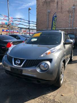 2012 Nissan JUKE for sale at Jeff Auto Sales INC in Chicago IL