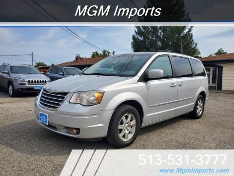 2008 Chrysler Town and Country for sale at MGM Imports in Cincannati OH