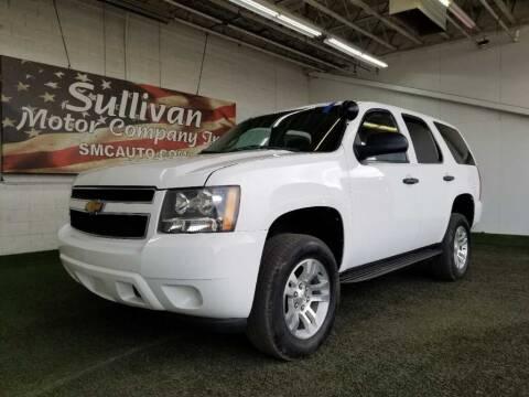 2012 Chevrolet Tahoe for sale at SULLIVAN MOTOR COMPANY INC. in Mesa AZ