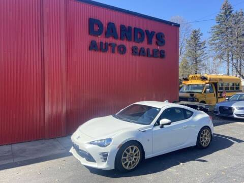 2017 Toyota 86 for sale at Dandy's Auto Sales in Forest Lake MN