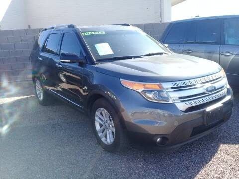 2015 Ford Explorer for sale at 1ST AUTO & MARINE in Apache Junction AZ