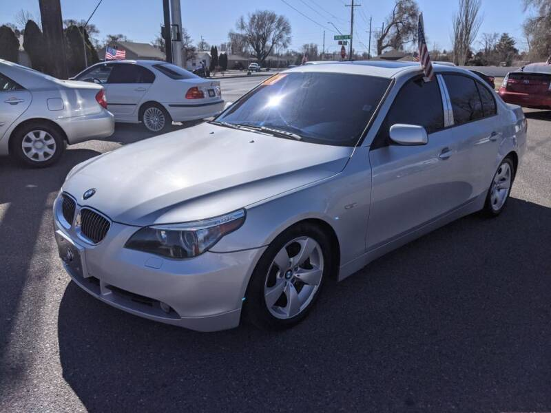 2007 BMW 5 Series for sale at Progressive Auto Sales in Twin Falls ID