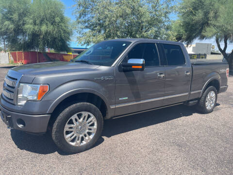 2012 Ford F-150 for sale at Tucson Auto Sales in Tucson AZ