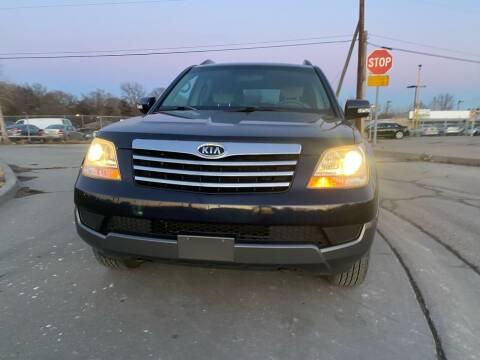 2009 Kia Borrego for sale at Xtreme Auto Mart LLC in Kansas City MO