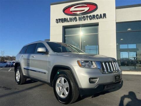 2012 Jeep Grand Cherokee for sale at Sterling Motorcar in Ephrata PA