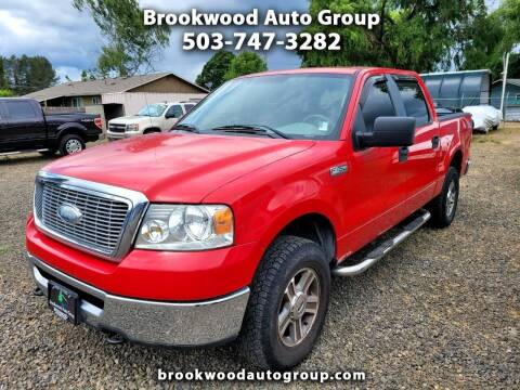2007 Ford F-150 for sale at Brookwood Auto Group in Forest Grove OR