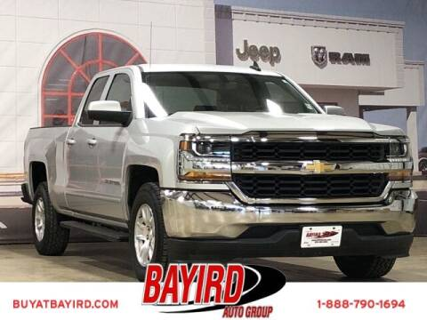 2018 Chevrolet Silverado 1500 for sale at Bayird Truck Center in Paragould AR
