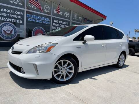 2014 Toyota Prius v for sale at VR Automobiles in National City CA
