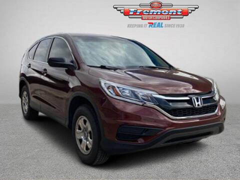 2015 Honda CR-V for sale at Rocky Mountain Commercial Trucks in Casper WY
