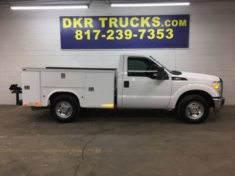2013 Ford F-250 Super Duty for sale at DKR Trucks in Arlington TX
